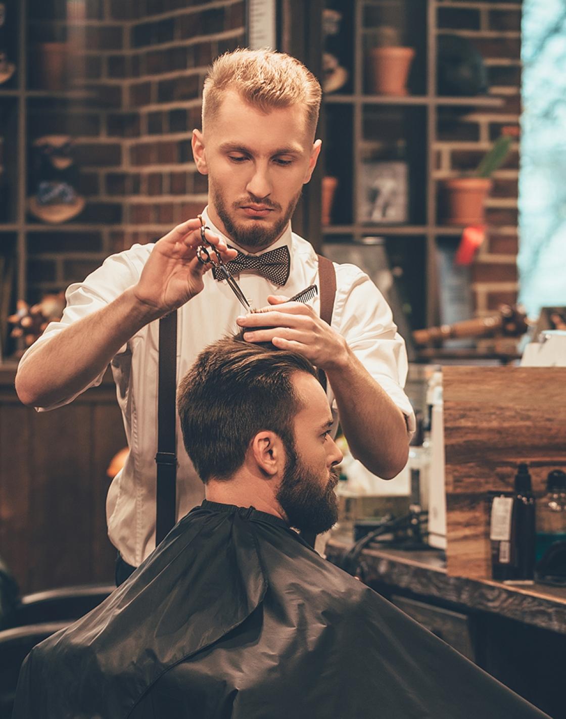 Schrijf je in voor onze opleiding barbier.